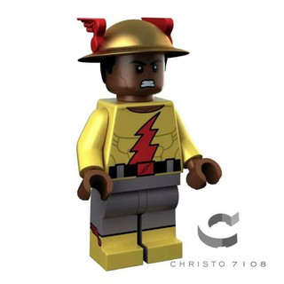 LEGO Christo custom Reverse Flash (Golden Age) 即將到貨