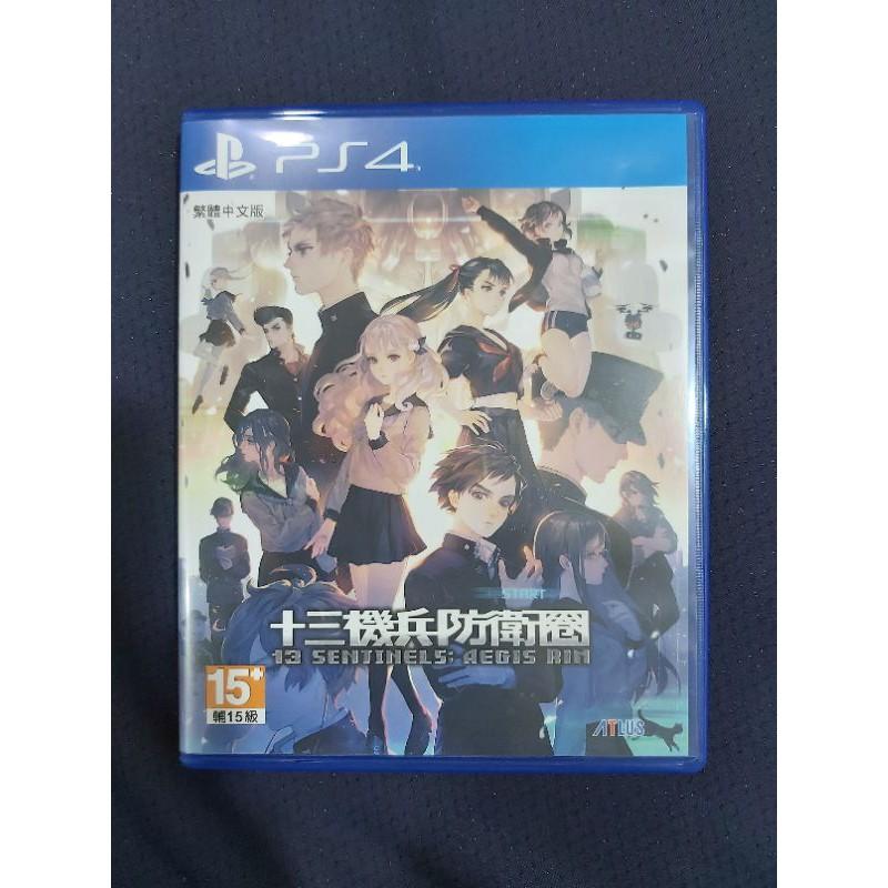 二手遊戲 現貨 PS4 十三機兵防衛圈 中文版