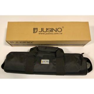 Jusino JK-425+BT-02(黑) 四節反摺鋁腳架雲台套組