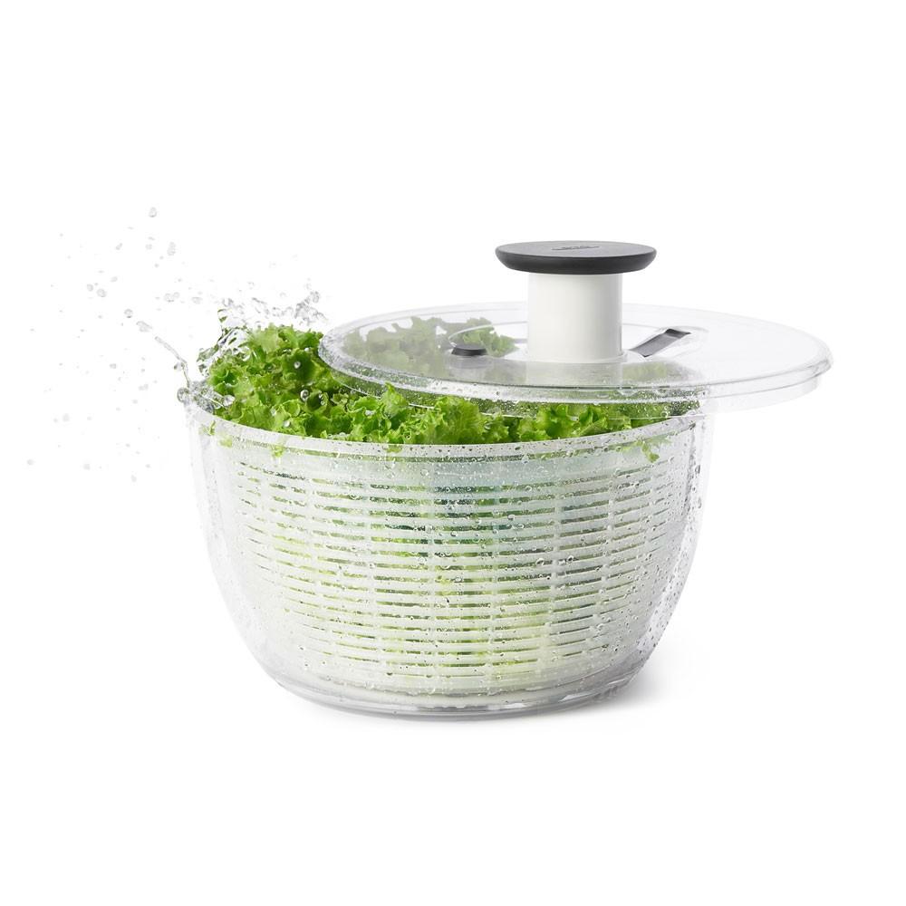 OXO | 美國 按壓式蔬菜香草脫水器(新版)