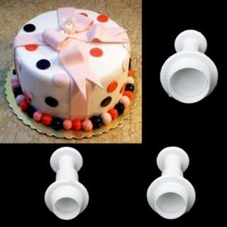 ☀佳晨烘焙坊☀橢圓 眼睛/菱形/正方/圓形/雪花 翻糖 饅頭 餅乾 印壓 切模