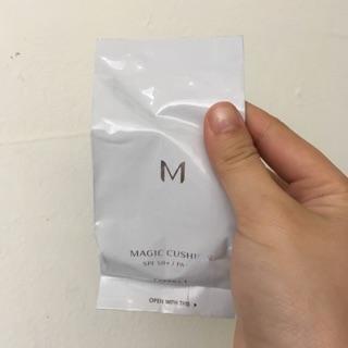 Missha 熊大氣墊粉餅 補充包 色號23