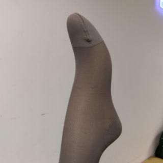 華航空姐絲襪(220丹) 藕灰色