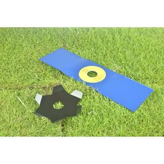草上飛專利浮力刀片買10片送5片割藤片/引擎割草機皆可搭配使用(免運費)