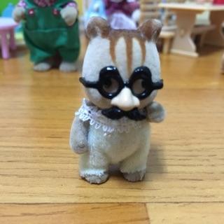 樂寶屋森林家族❤️翹鬍子面具