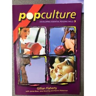 英文課本 pop culture
