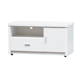 【全台傢俱批發】TY-18 快樂 3尺 電視櫃 (胡桃 白橡 白色 原切) 傢俱工廠特賣