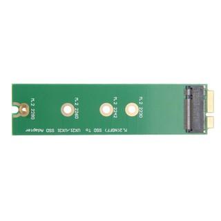 M.2 NGFF SSD 18針適配器卡SSD華碩UX31 UX21 Zenbook
