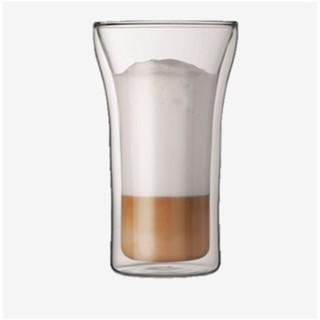 bodum ASSAM雙層玻璃杯400CC