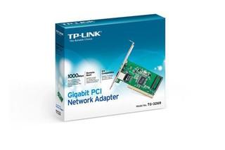 【米路3C】TP-LINK TG-3269 Gigabit PCI 網路卡 支援 100/1000Mbps 全雙工