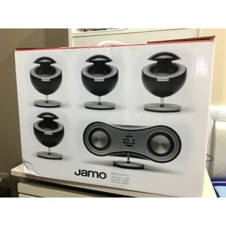 已售完。 丹麥Jamo 家庭劇院環繞喇叭系統 360 S35 HCS