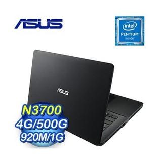 兜兜代購-ASUS X751SJ 經典黑 筆記型電腦   17吋大螢幕 四核心