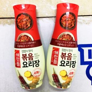 《斜角巷Alley》韓國 CJ 韓式料理醬辣味 300g 調味辣椒醬 料理用