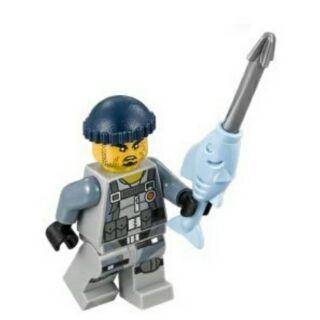全新 LEGO 樂高 旋風忍者 人偶 70612 CHARLIE 查理