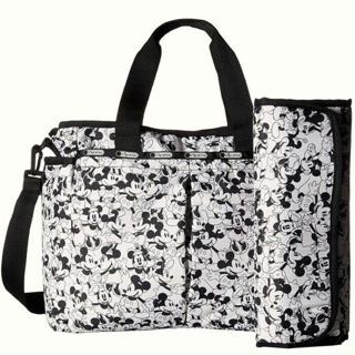 lesportsac ryan baby bag米奇媽媽包