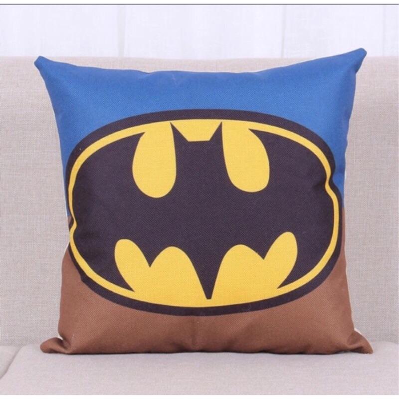 超人蝙蝠俠復仇者聯盟美國隊長貓咪抱枕