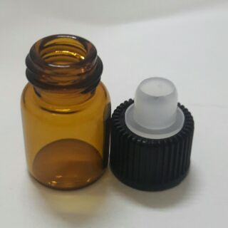 (現貨)內塞式2ML精油瓶 玻璃瓶 滴瓶(買十送一,買三十送五)