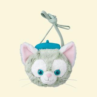 達菲熊、雪莉玫、史黛拉、傑拉多尼 玩偶頭造型小包包(預購)