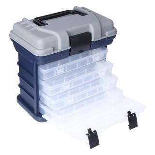 [OCE]多功能釣箱 4層路亞箱磯釣工具箱釣具箱路亞箱釣魚箱漁具箱
