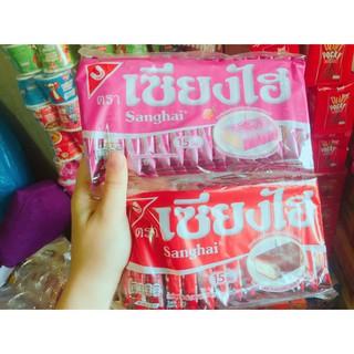 泰愛妃泰國連線 泰國代購 巧克力 草莓 牛奶 威化餅 威化餅乾 一包15入