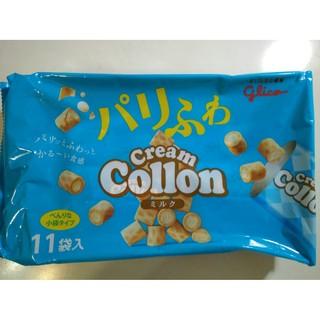 Collon菓子捲心酥 日本 零食 餅乾