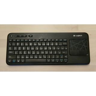 Logitech 羅技 K400r 無線觸控板鍵盤