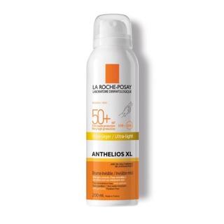(近效特價)理膚寶水安得利清透防曬噴霧SPF50+