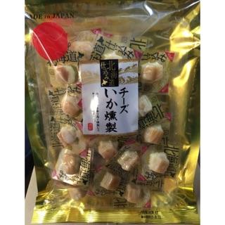 日本帶回現貨 日本北海道起司花枝 魷魚片 超濃郁口味
