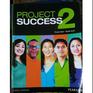 PROJECT SUCCESS 2  英文
