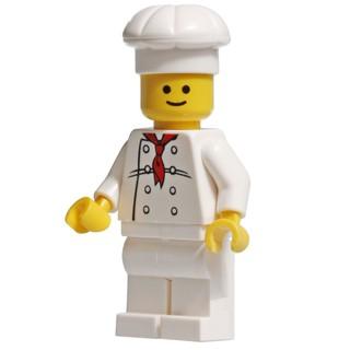 LEGO 樂高 10243 烘焙師 麵包師傅 廚師 Baker 全新品, 法國 巴黎餐廳