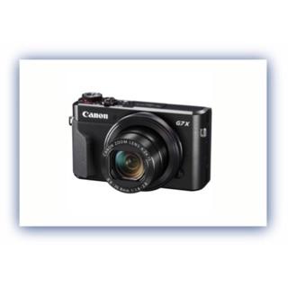 彩虹公司貨☆威客3C☆Canon PowerShot G7X Mark II •數位 類單眼 G7XM2 G7X2