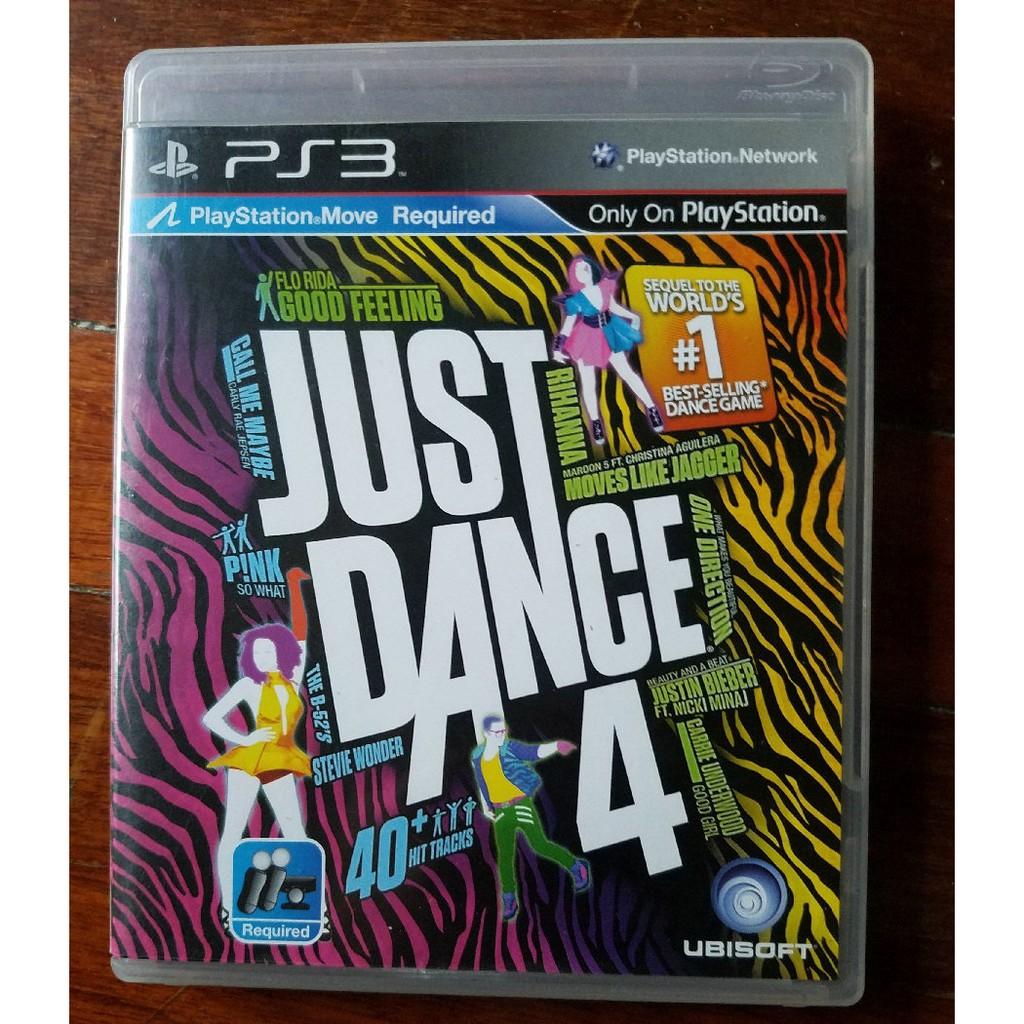 ✨天堂鑄造廠✨PS3正版游戲 初版 舞力全開4 獨特的音樂類游戲 好玩熱鬧又健身