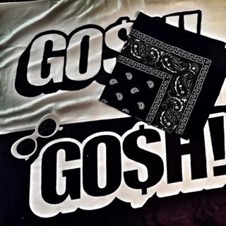 GOSH 周邊毛巾