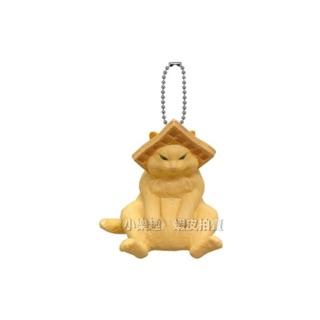 《小樂趣》現貨 單售 鬆餅貓 BANDAI 趣味頭套貓 吐司貓 頭套貓 臭臉貓 麵包貓 麵包頭套 麵包篇 轉蛋 扭蛋