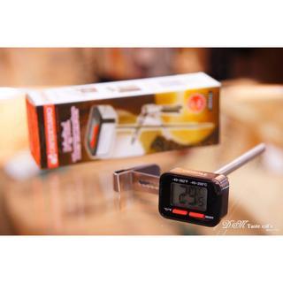 D.M Taste caf'e - Tiamo HK0442 速顯電子式溫度計/數位電子溫度計/手沖/Dough