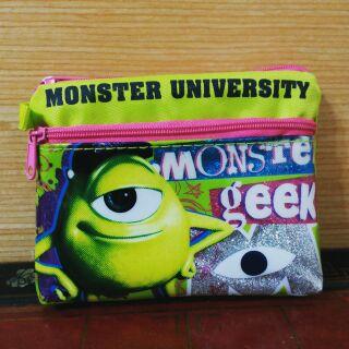 怪獸大學 Monster University 雙層收納包