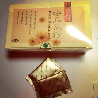 雙鶴極品花粉(鋁箔包裝30包)