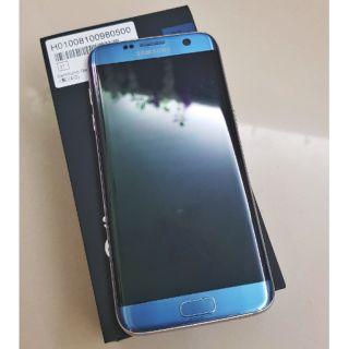 三星 SAMSUNG S7 Edge 32GB冰湖藍
