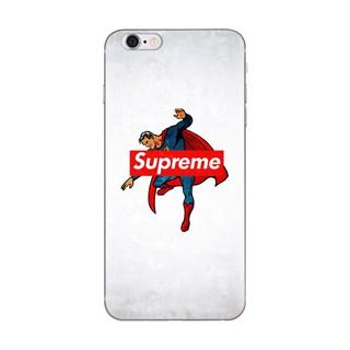 最最新款SUPREME iPhone6手機殼超人蘋果6splus男用手機殼iPhone7全包邊5S