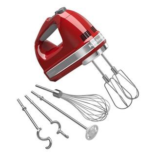 兜兜代購-KitchenAid Hand Mixer 9段速 手持式攪拌器  手持攪拌棒 KHM926