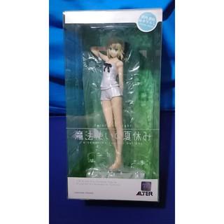 日版 ALTER Fate SABER 賽巴 Summer Ver. 1/8 PVC