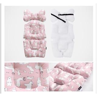 韓國 Borny 嬰兒 寶寶 推車墊/汽座墊/包覆墊