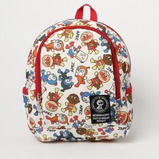 日本✈️ ANPANMAN KIDS COLLECTION 麵包超人兒童背包 22x25x11cm