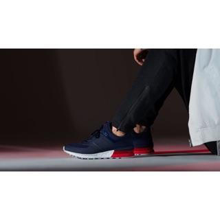 New balance 574 運動休閒鞋 深藍白紅 男女
