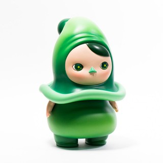 """PUCKY """"GREEN FOREST"""" FAT FAIRY 畢奇胖精靈"""