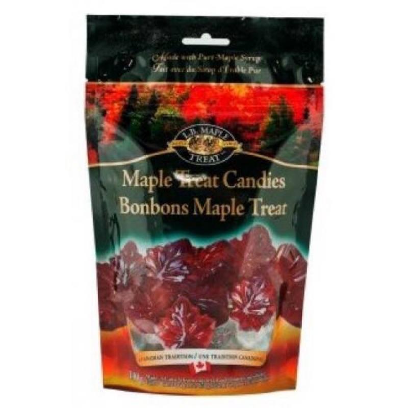 加拿大原裝進口L.B. Maple Treat 楓糖糖果