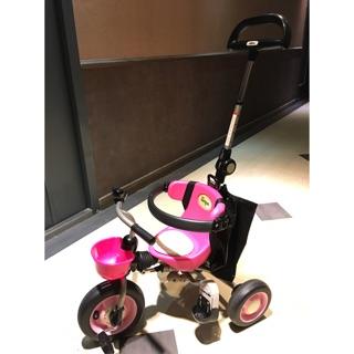 ✅2014 日本IDES第三代 背包摺疊三輪車