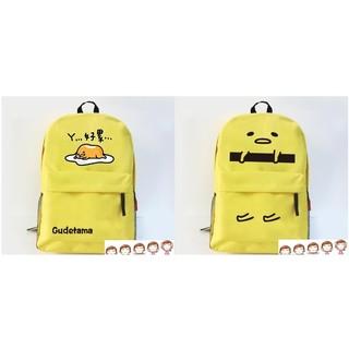 蛋黃哥 包包 書包 雙肩包 背包 登山包 旅遊包 出國 孩童