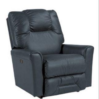 (只要6折)過年漢神巨蛋福袋抽獎抽中的LA-Z-BOY 電動單人沙發椅 (深藍)P10-702