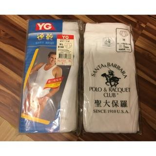全新 YG 聖大保羅 買一送一 兩件 男性內褲 三角褲 XL號)